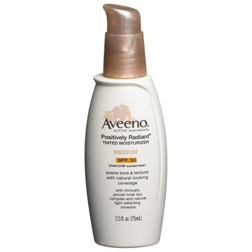 Review: Aveeno Positively Radiant Tinted Moisturizer | Modern Martha
