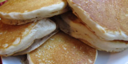 Easy Bisquick Vegan Pancakes