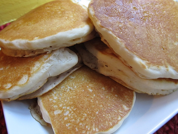 Easy Bisquick Pancakes
