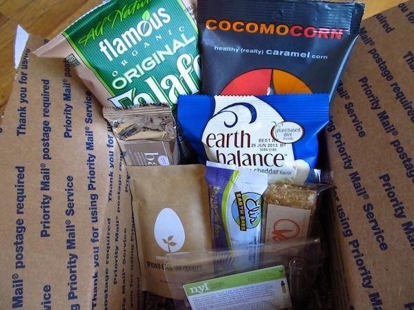 March Vegan Cuts Snack Box