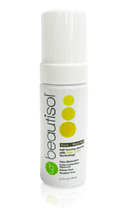 Beautisol Self-Tanning Mousse