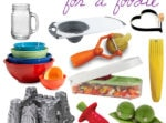 Gift Ideas for a Foodie 2013