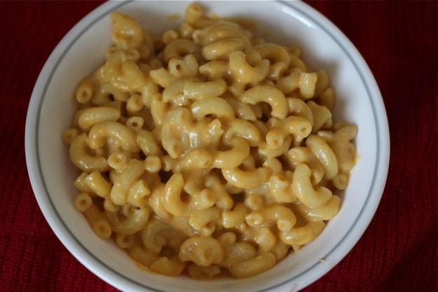 Stovetop Macaroni & Cheese
