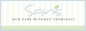 Sans Skincare Logo