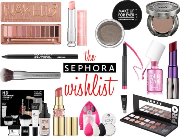 The 2013 Sephora Wishlist