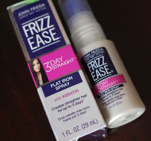 John Freida Frizz Ease 3 Day Straight