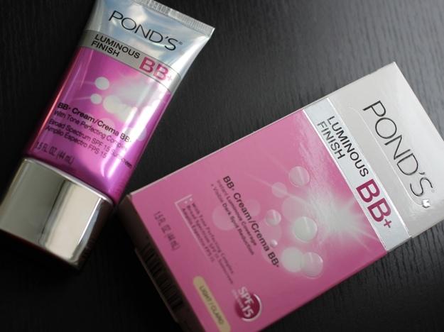 Ponds BB Cream Review