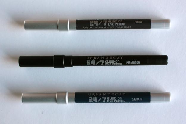 Urban Decat 24/7 Glide-On Eye Pencil Travel Set