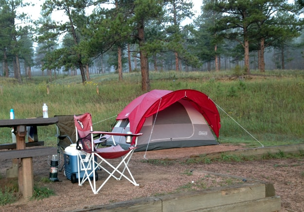 South Platte River Campgrounds