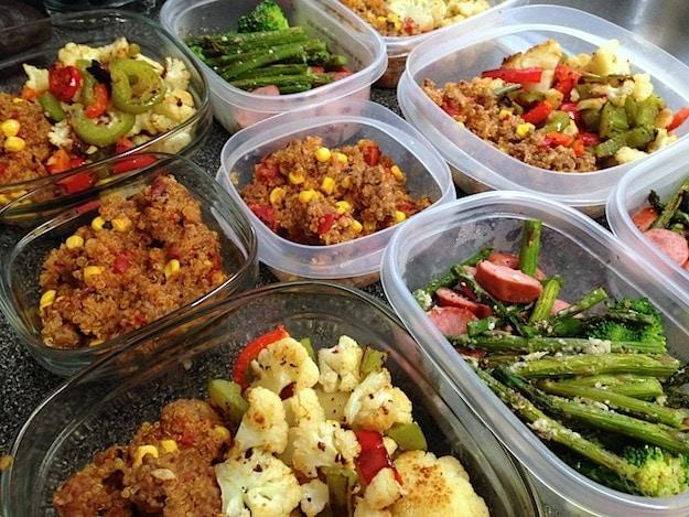 Weekly Meal Prep 2