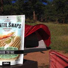 Lentil Snaps from Harvest Snaps