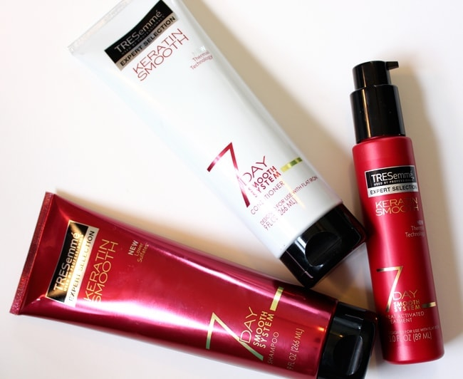 TRESemmé 7 Day Smooth System Review