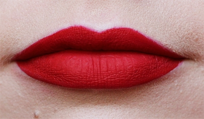 Lime Crime Velvetine Red Velvet Red Lip