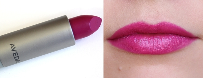 Aveda Magenta Berry Lipstick from the Rare Bloom Collection