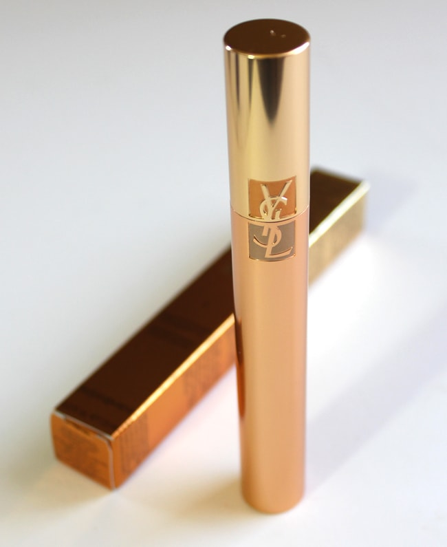 YSL Luxurious Mascara for a Full Lash Effect Review