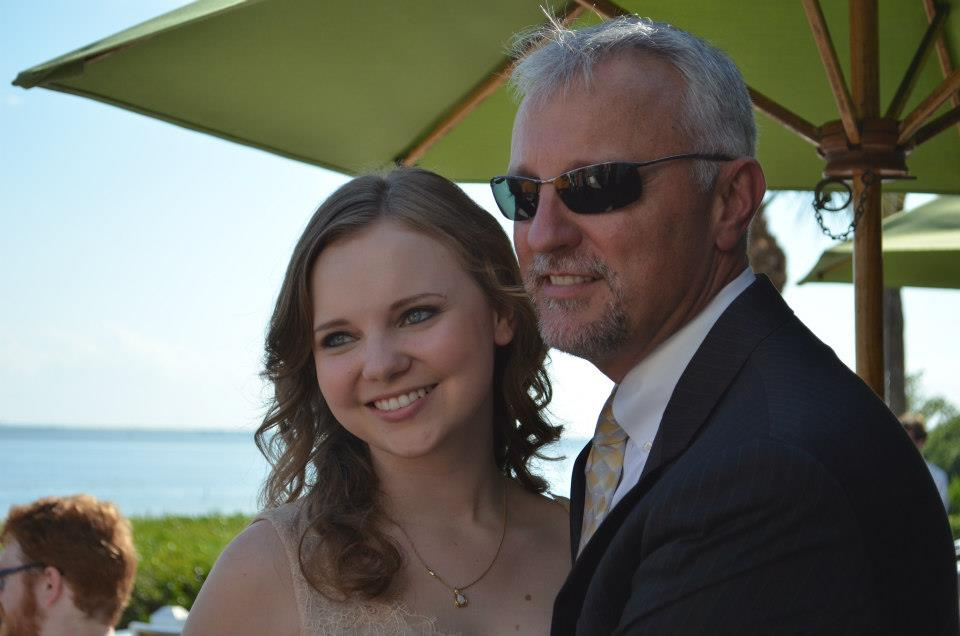 Father and Daughter: A letter to my dad