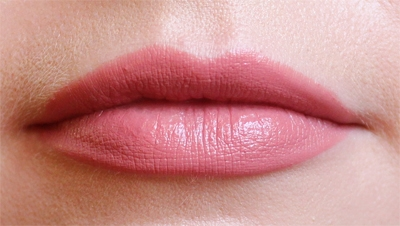 Pacifica Power of Love Lipstick Nudie Red Swatch