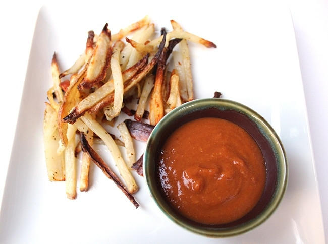 Spicy Peanut Butter Dipping Sauce