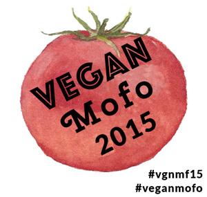 Vegan MoFo 2015