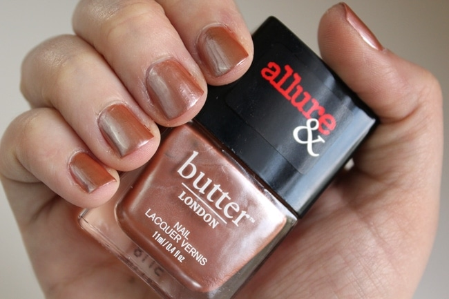 "butter LONDON Allure Arm Candy Collection ""I'm On The List"" 