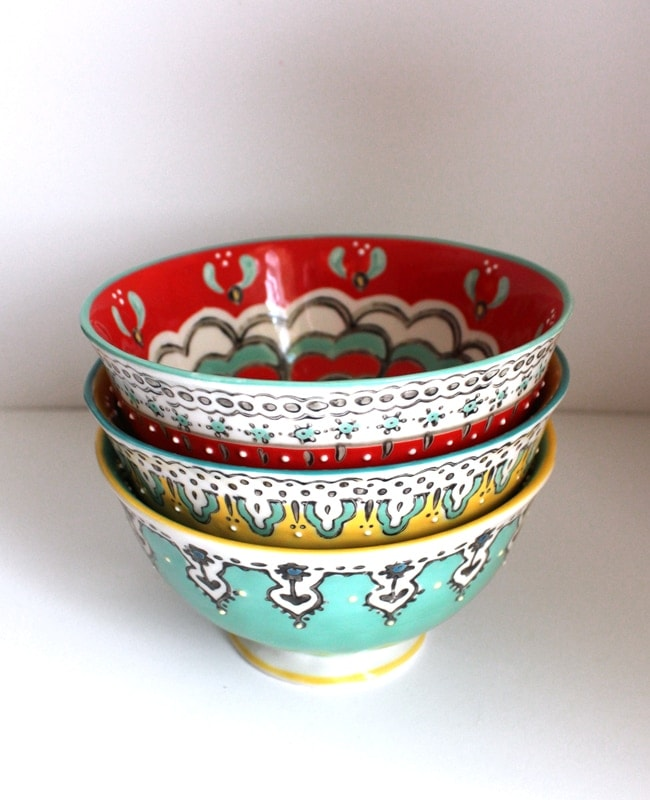 Anthropologie Elka Bowl