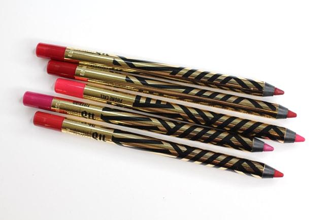 Urban Decay x Gwen Stefani Glide-On Lip Pencils