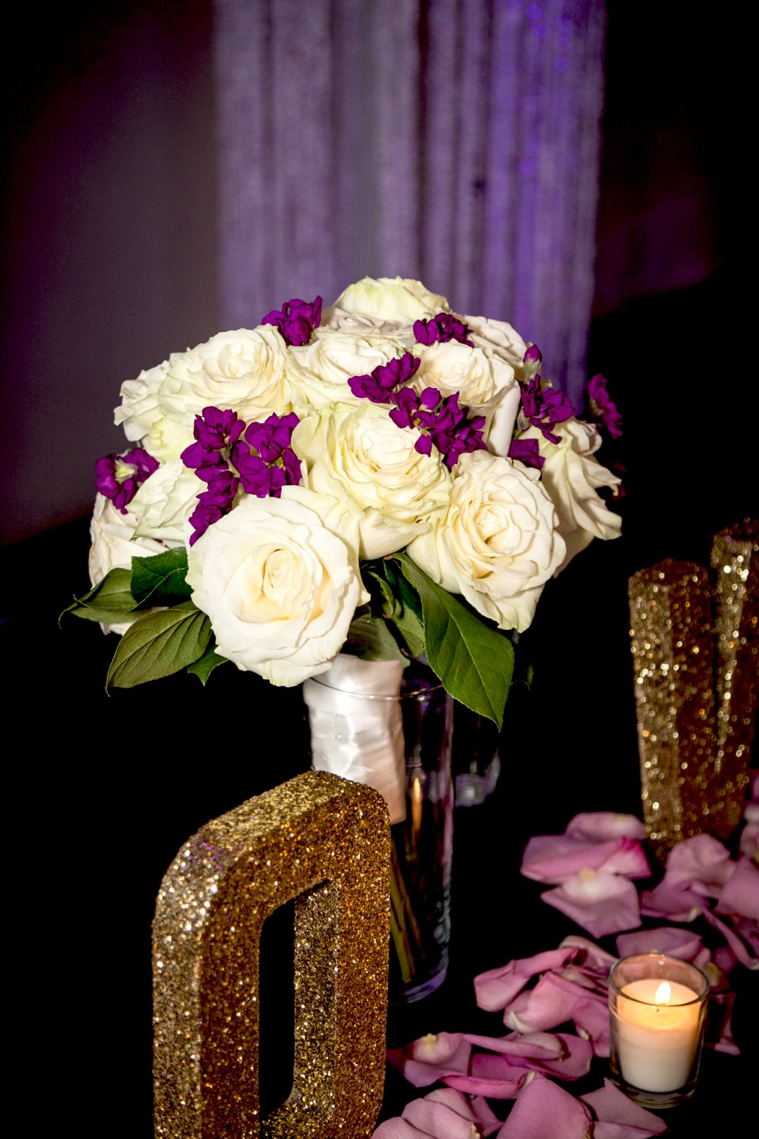 Bridal Bouquet Centerpiece