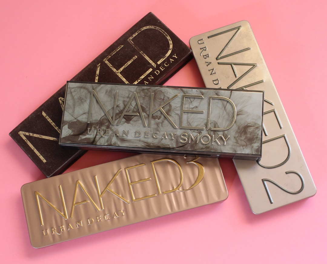 How to Depot the Urban Decay Naked Palettes