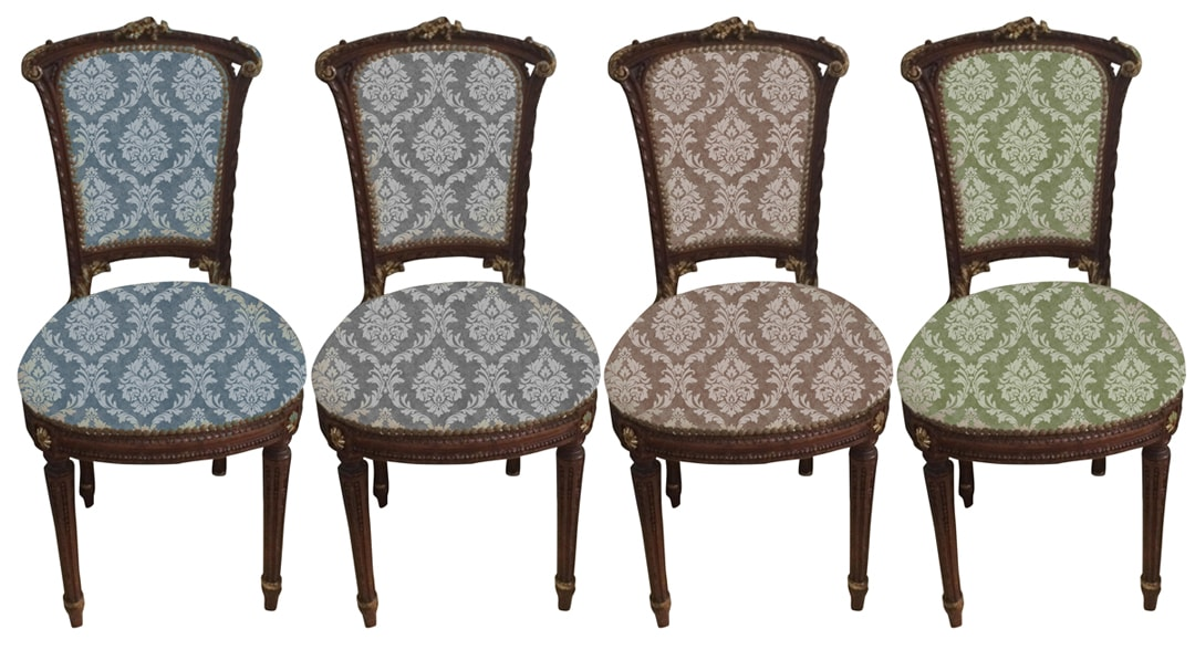 Mix & Match Dining Chairs