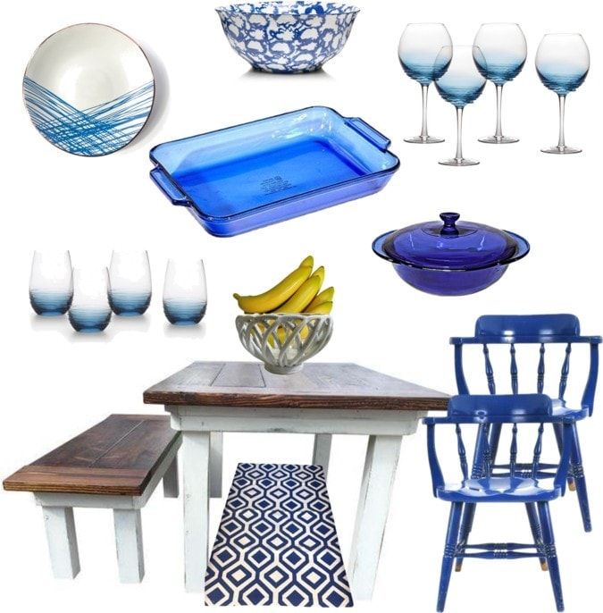 Mix and Match Dining Room Inspiration