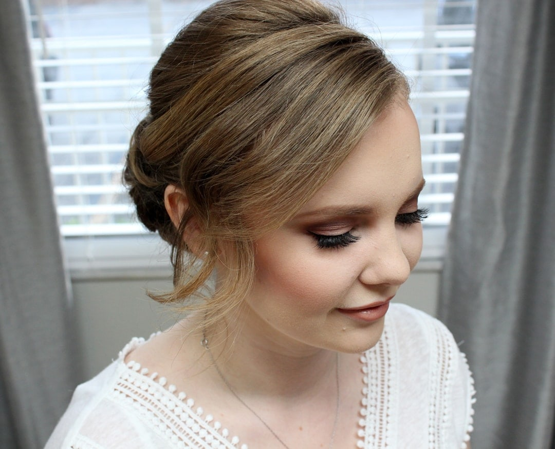 bridal hair and makeup trial tips ~ clotho for .