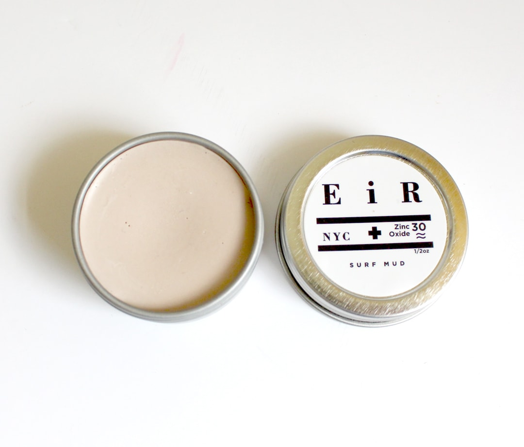 EIR NYC Surf Mud + Zinc