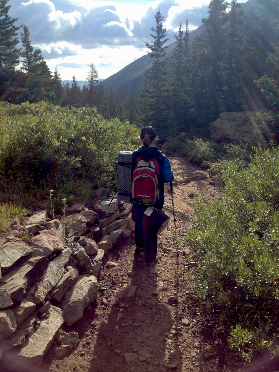 Summer Backpacking Trip