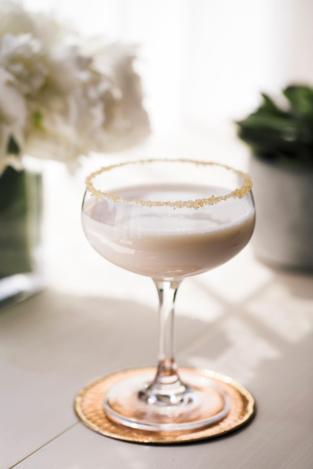 Sweet Harbor Mist Bailey's Almande Cocktail