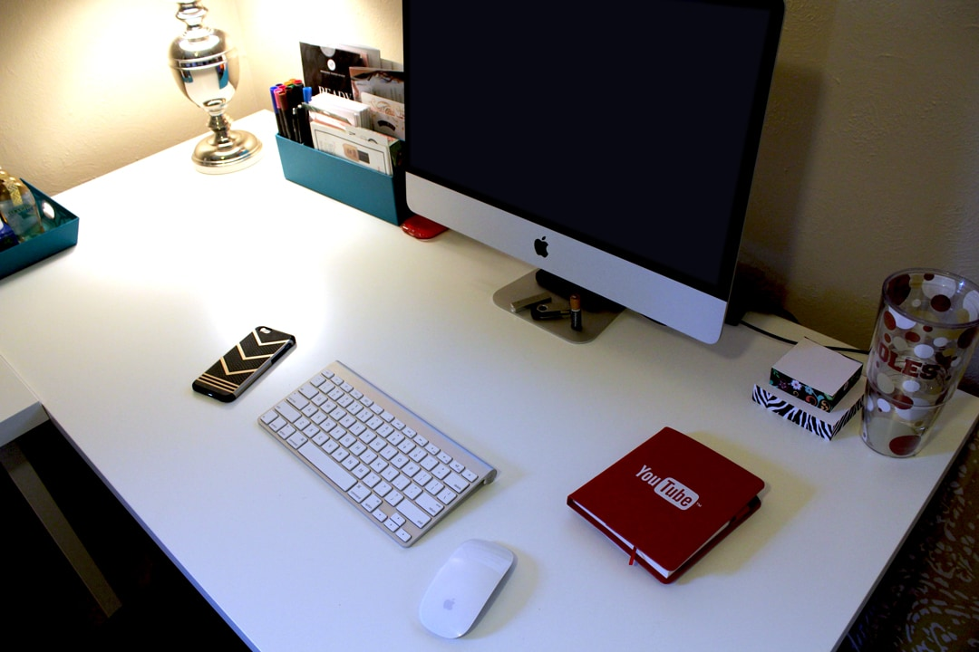 Ikea Desks Office Makeover Part One Kelsey Smith