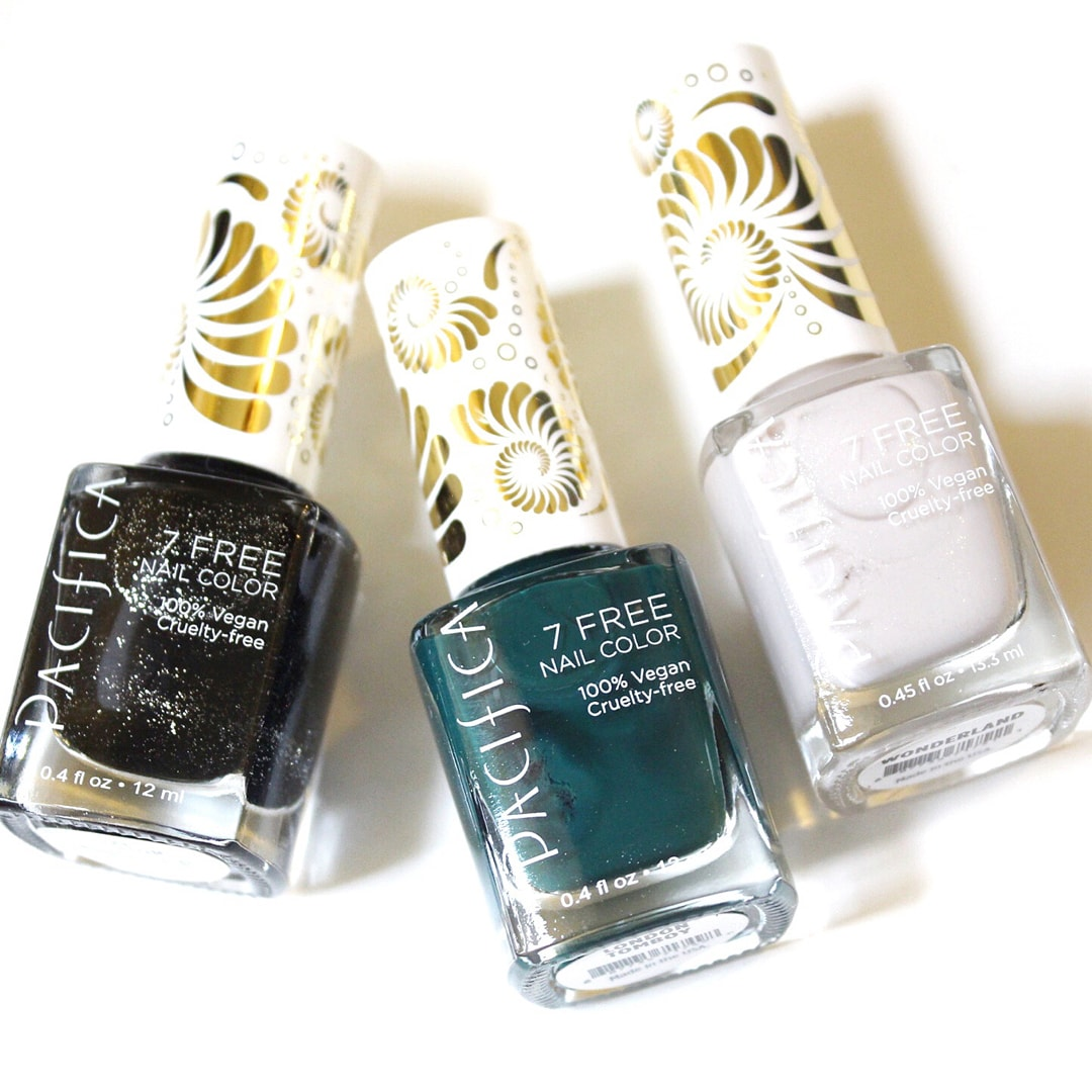 """Pacifica 7 Free Nail Polish in """"London Tomboy"""""""