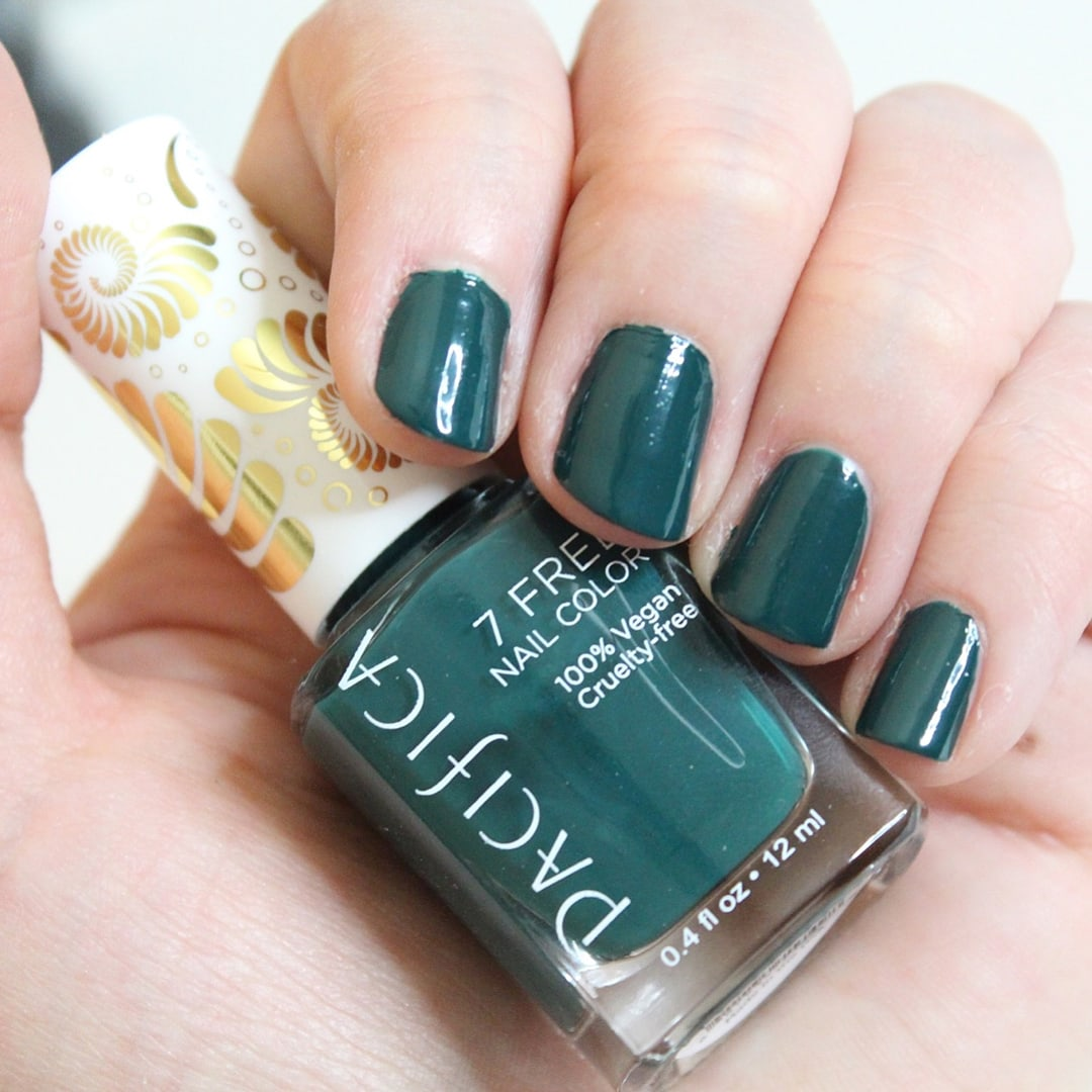 "Pacifica 7 Free Nail Polish in ""London Tomboy"" 