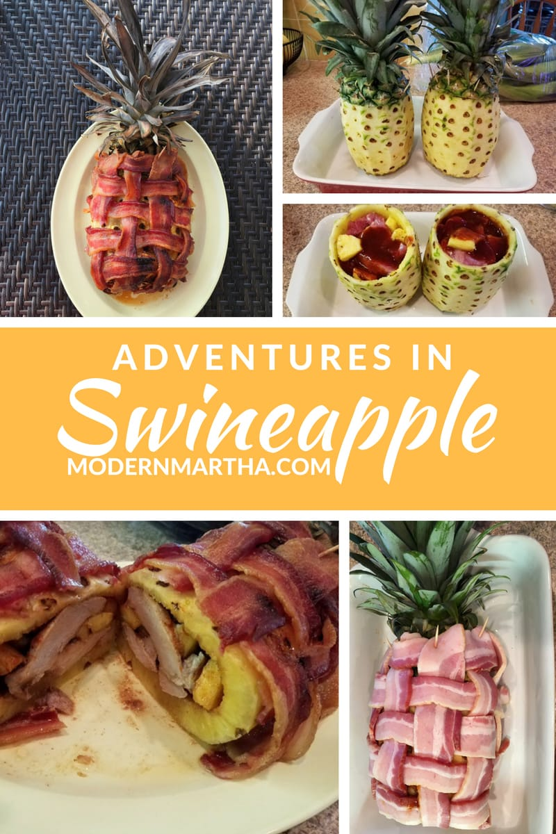 Adventures in Swineapple