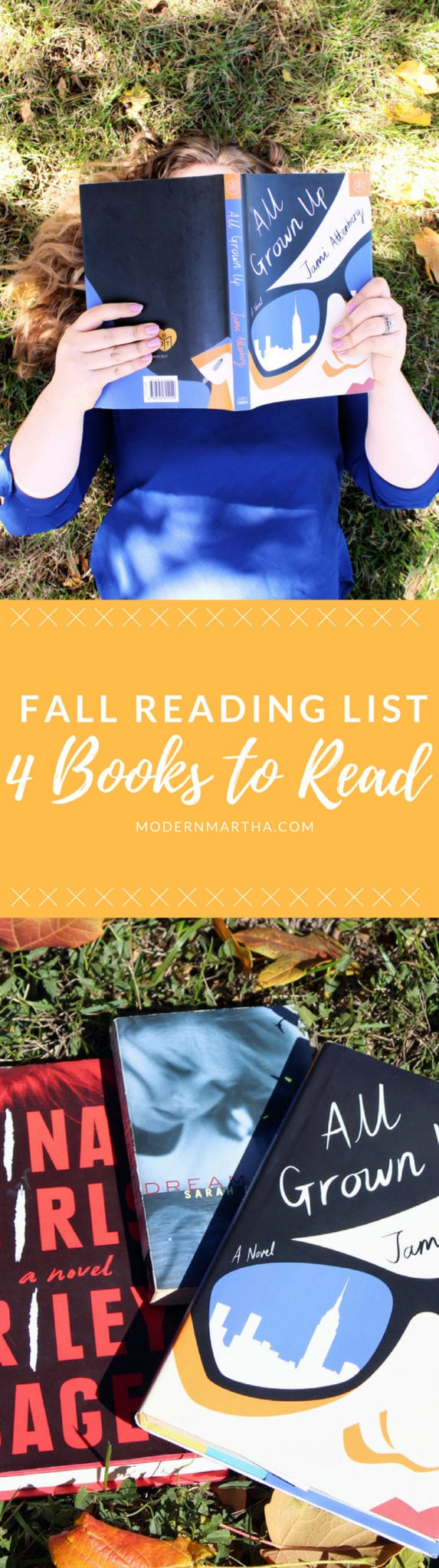 4 Books to Read This Fall