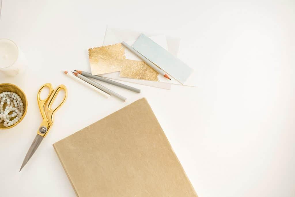 Gold Office Desk Accessories on Amazon