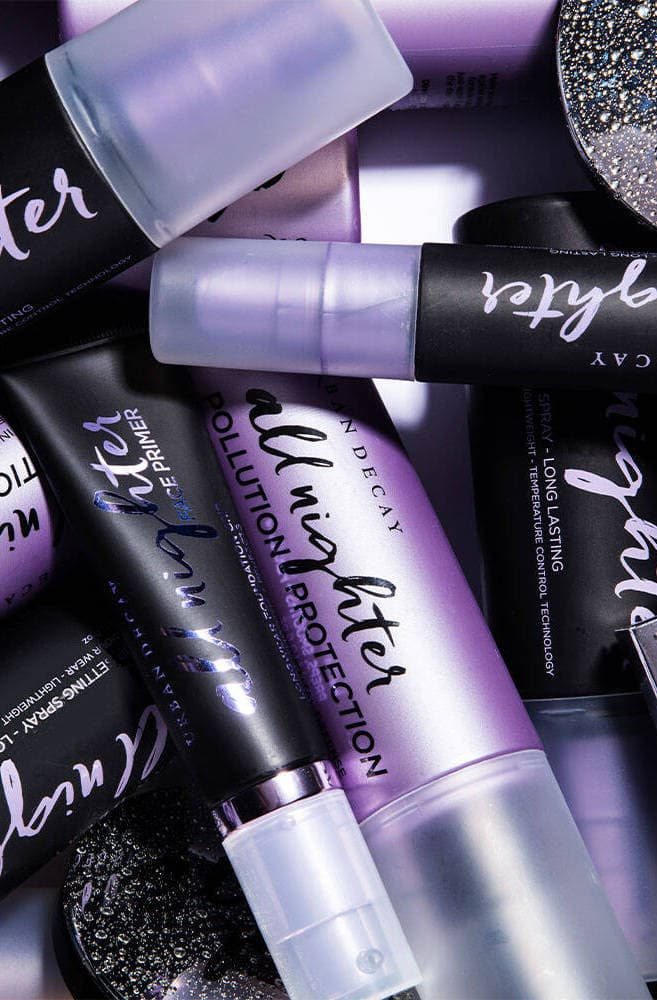 Urban Decay All Nighter Face Primer Review