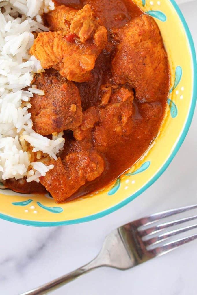 Chicken Tikka Masala Sauce