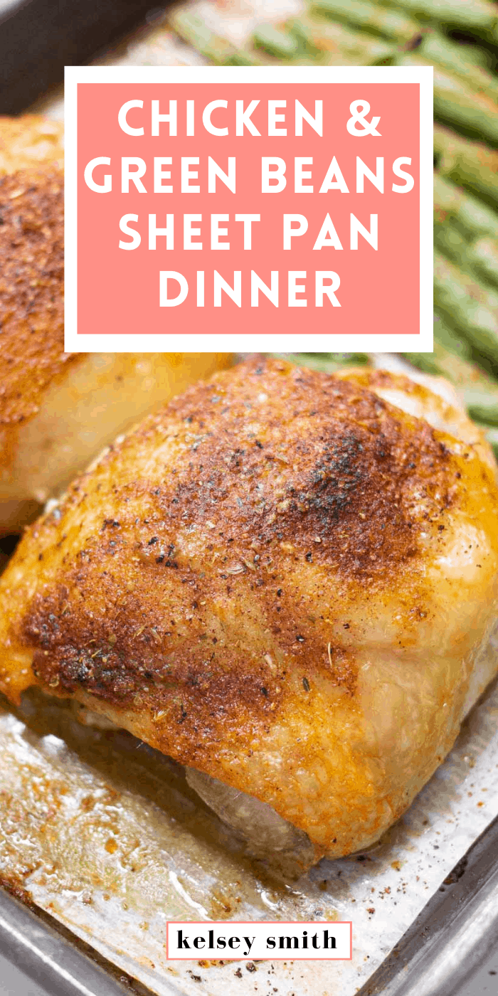 Baked Chicken Thighs for Two