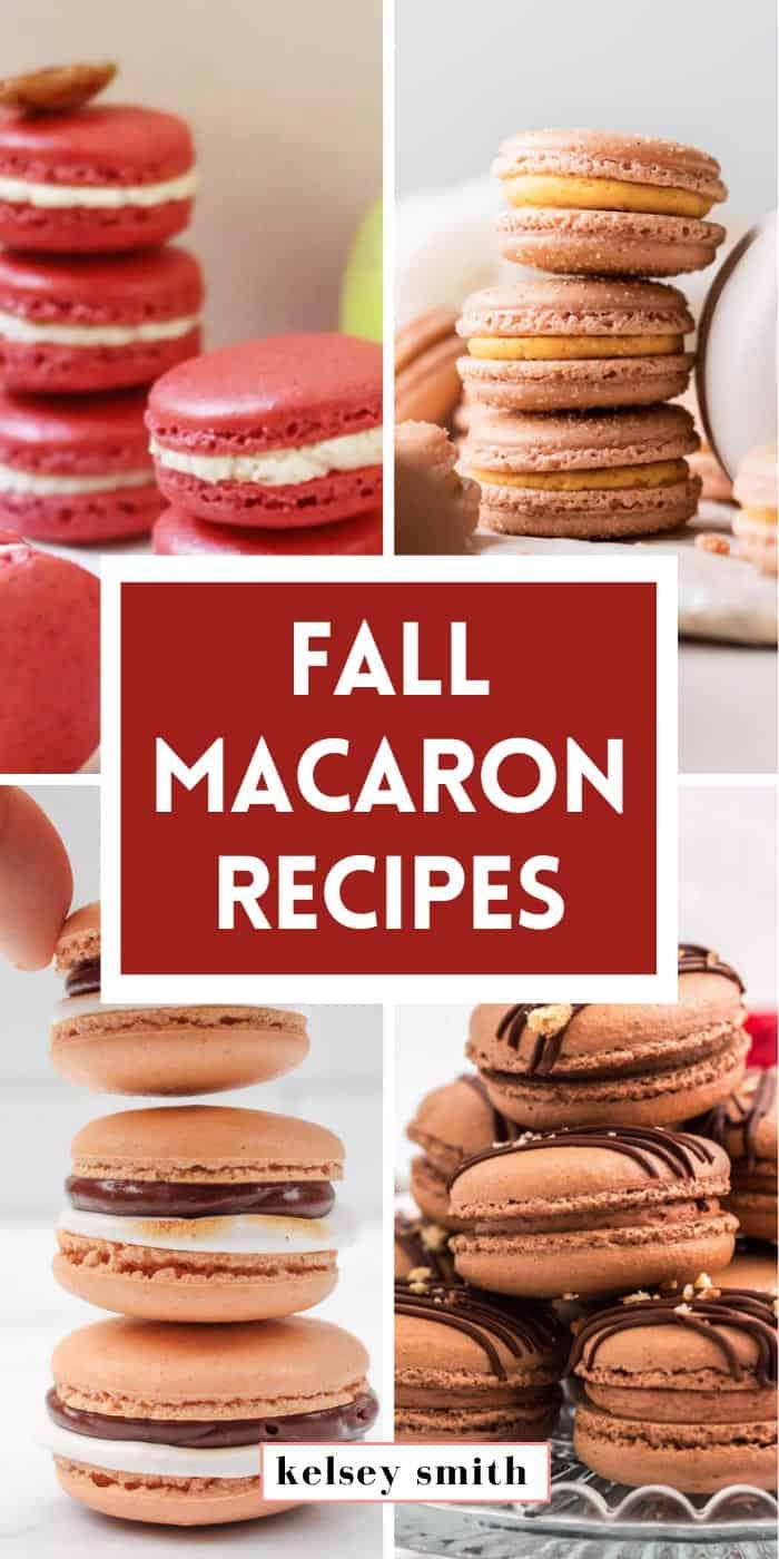 7 Fall Macaron Flavors to Enjoy This Season